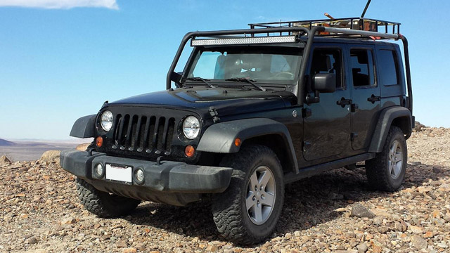Service and Repair of Jeep Vehicles | South Park Tire & Auto Center
